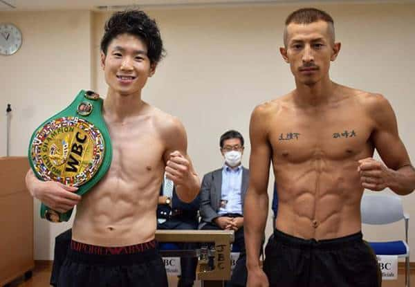 Teraji-Yabuki make weight