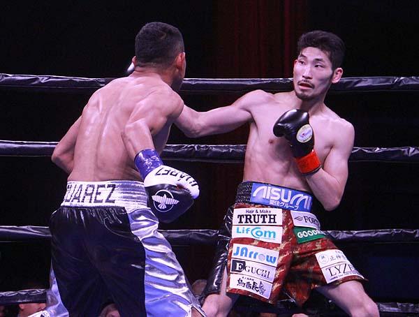 Boxing News: Iwasa tops Juarez in IBF eliminator » February 17, 2021