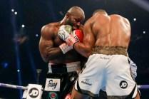 Anthony Joshua vs Carlos Takam