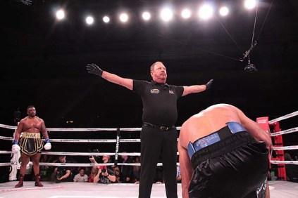 Miller Dinu Fight25