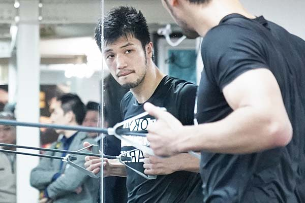 Murata Workout03