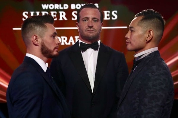 Donaire underdog vs Burnett in WBA bantam title collision