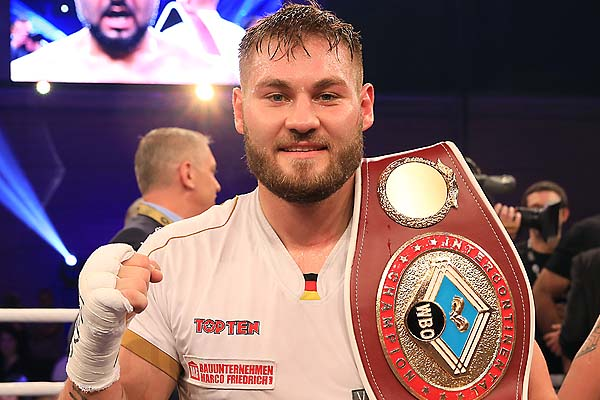 Tyson Fury Set To Face Unknown German Tom Schwarz In Next Fight