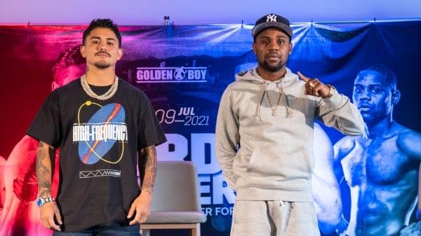 Zurdo Ramirez vs. Sullivan Barrera fight card final press conference quotes   Boxen247.com (Kristian von Sponneck)