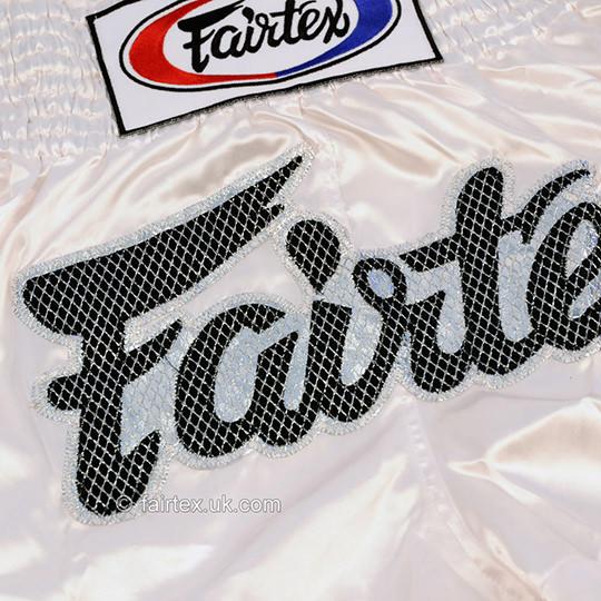 Fairtex Laced Sides Muaythai Shorts Review
