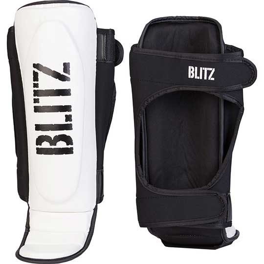Blitz Sabre Shin and Instep Guards Review