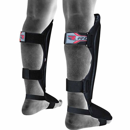 RDX Leather MMA Shin Guards Review