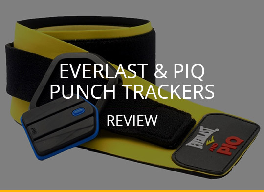 Everlast and PIQ Robot Blue Punch Trackers Review