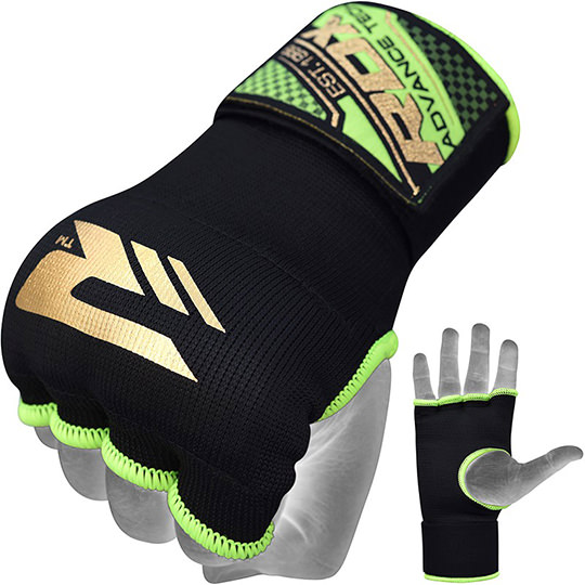 RDX Inner Gloves with Wrist Strap Review
