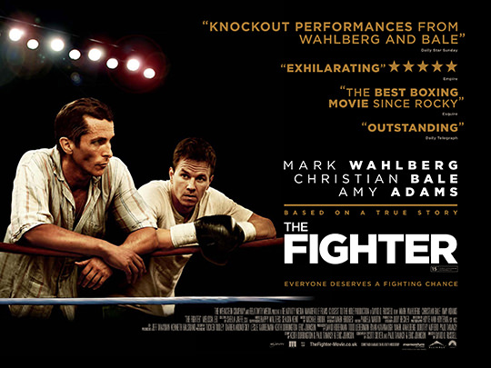 Fight Quality Film Review - The Fighter (2010)