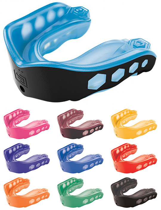 Shock Doctor Gel Max Mouth Guard Review