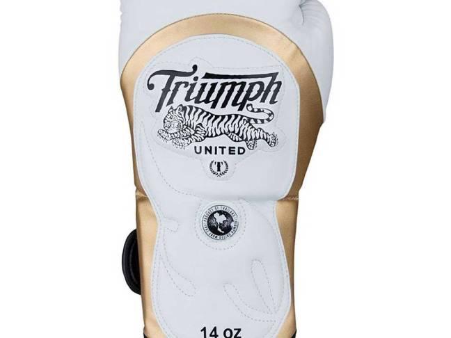 Triumph United Tiger 1 shielded wrists