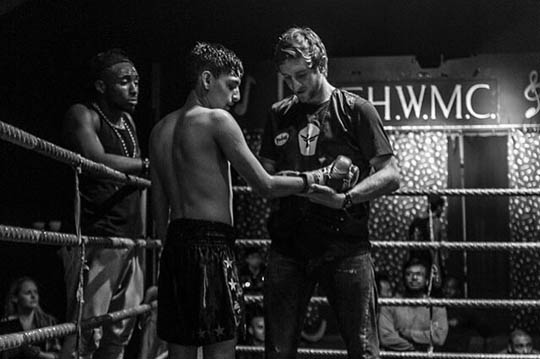 The Student Coach Relationship Within Combat Sports – Greg Wootton