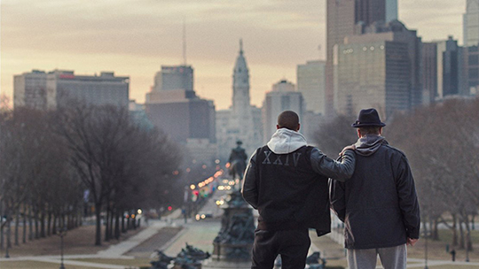 Fight Quality Film Review - Creed (2015)
