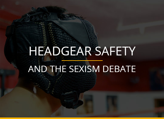 Headgear safety and the sexism debate