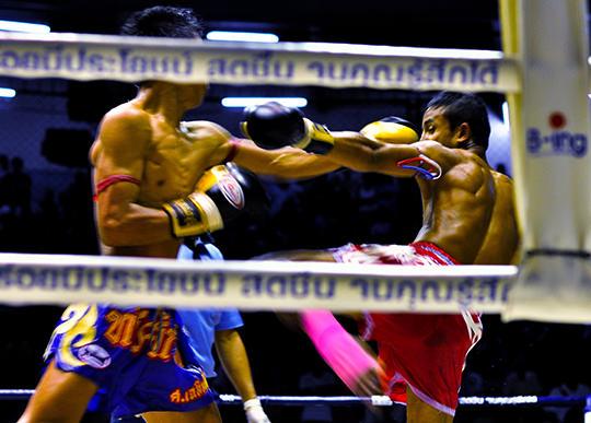 A Brief History of Muay Thai