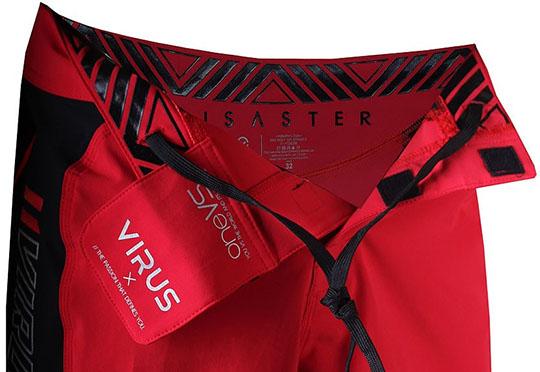 VIRUS Disaster Combat Shorts Review