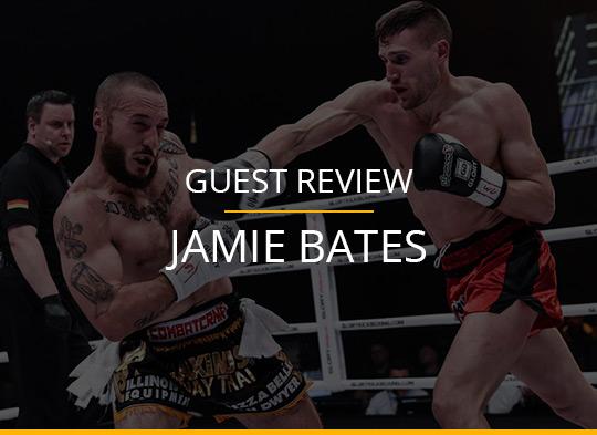 Guest Review - Jamie Bates