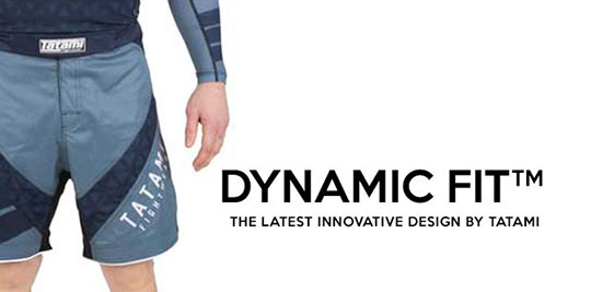 Tatami Dynamic Fit Prism Fight Shorts