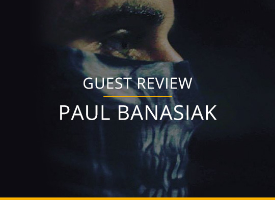 "Guest Review - Paul ""Reaper"" Banasiak"