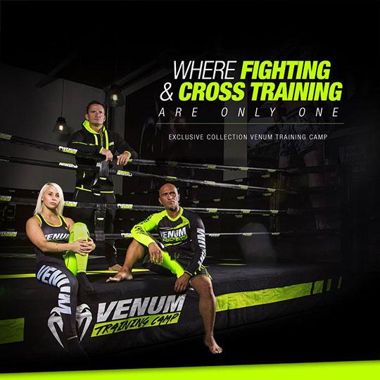 New Fight Gear - September 2017