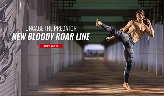 Venum New Bloody Roar Line