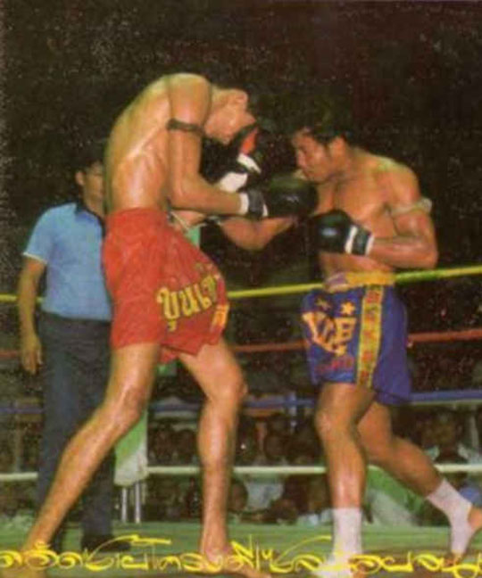"""Inspirational Fighters – Dieselnoi """"The Sky Piercing Knee"""""""