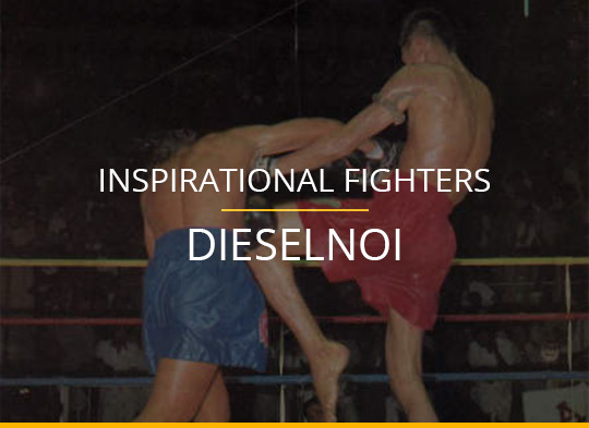 "Inspirational Fighters – Dieselnoi ""The Sky Piercing Knee"""