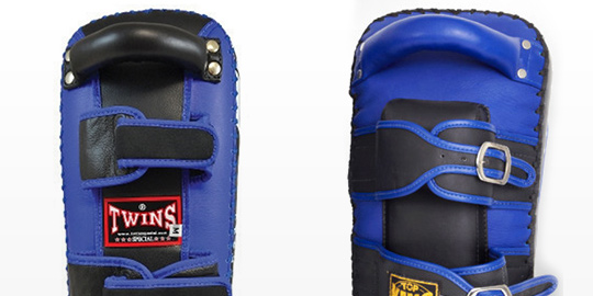Not All Thai Pads Are Made Equal - Differences Between Muay Thai Kick Pads