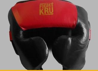Fightkru PURIST Cheek Protector Headgear Review