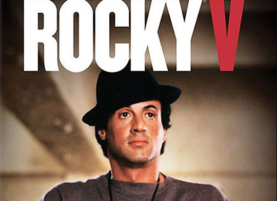 Fight Quality Film Review – Rocky V (1990)