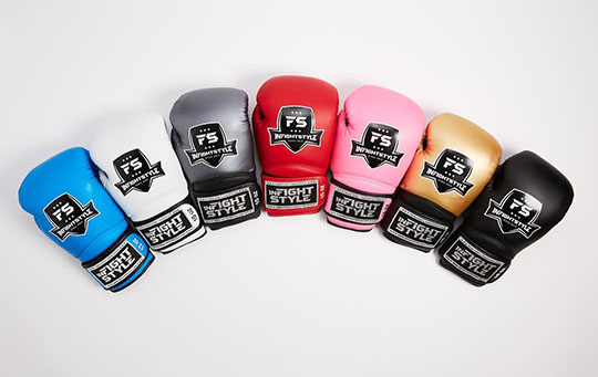 "InFightStyle ""Enfused"" Muay Thai Boxing Gloves"