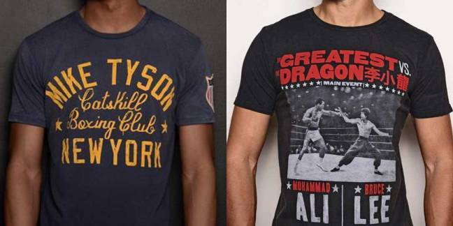 The Best T-Shirts for Boxing and MMA Fans