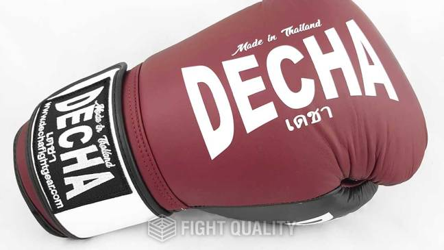 Decha Fight Gear DBGVL1 Boxing Gloves Review