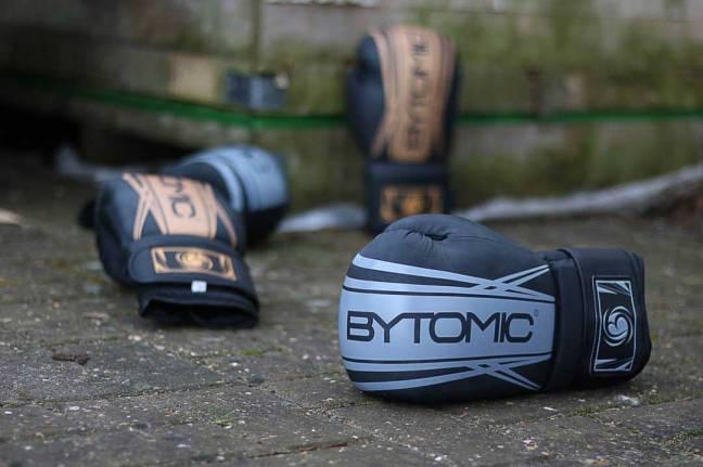 Bytomic Axis V2 Boxing Gloves Black/Grey