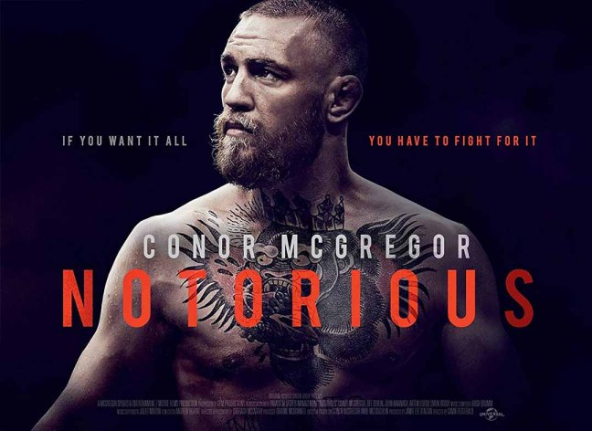 Film Review – Conor McGregor: Notorious (2017)