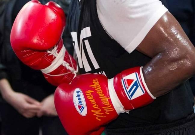 Custom boxing gloves: Winning