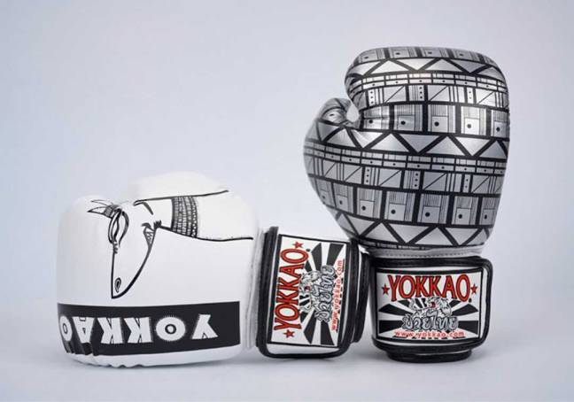 Yokkao Anubis Muay Thai Boxing Gloves
