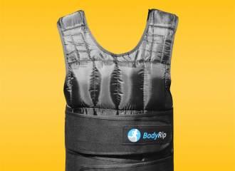 Bodyrip Deluxe Weight Vest Review