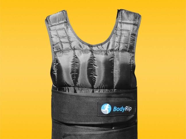 Bodyrip Deluxe Weight Vest