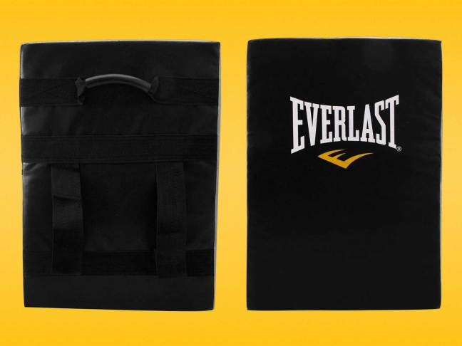 Everlast Flat Strike Shield Review