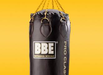 Britannia Boxing Equipment (BBE) Heavy Duty 4ft Punchbag Review