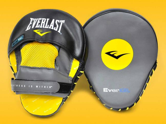 Everlast Evercool Mantis Punch Mitts