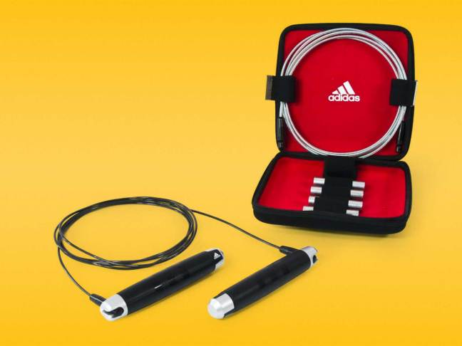 Adidas Weighted Skipping Rope Set