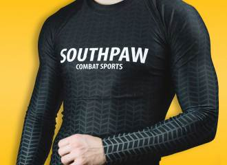 Southpaw MMA Optic Rashguard Review