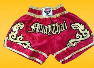 Bolo Traditional Muay Thai Style Shorts Review