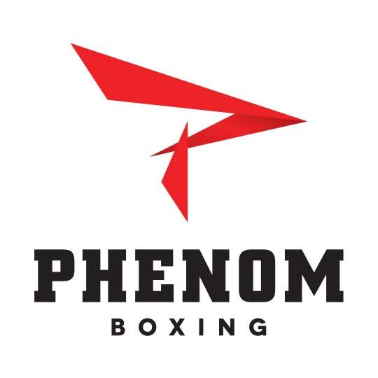 Phenom Boxing logo