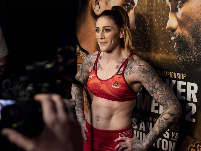 The Best Tattoos in UFC