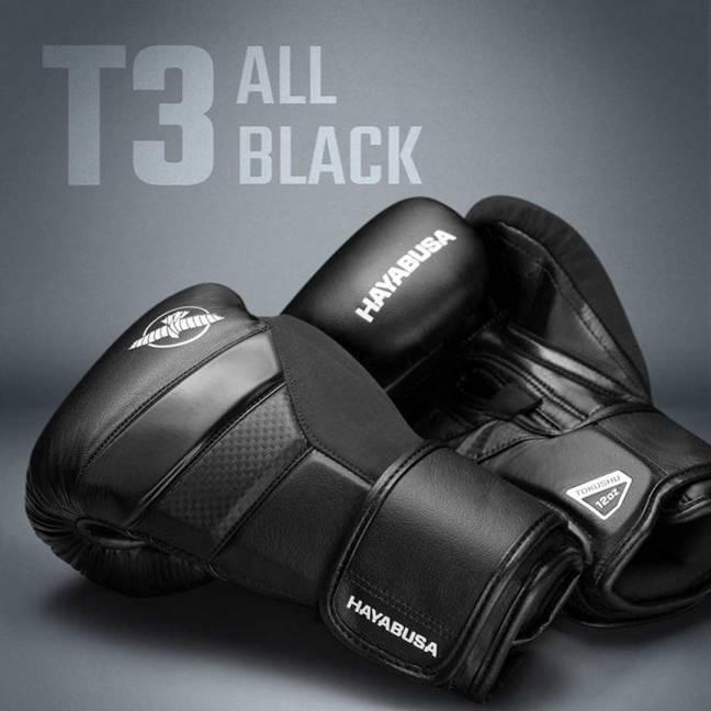 Hayabusa T3 (All Black version)