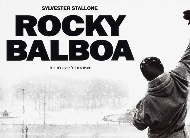 Fight Quality Film Review – Rocky Balboa (2006)